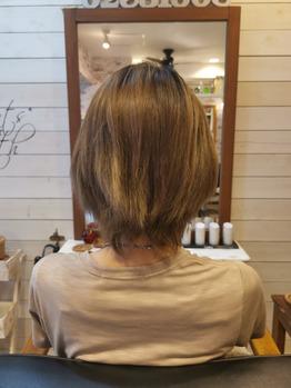 紫外線、塩素でパサパサな髪